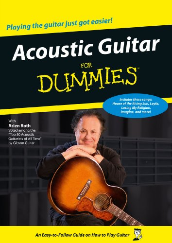 Acoustic Guitar for Dummies [DVD]