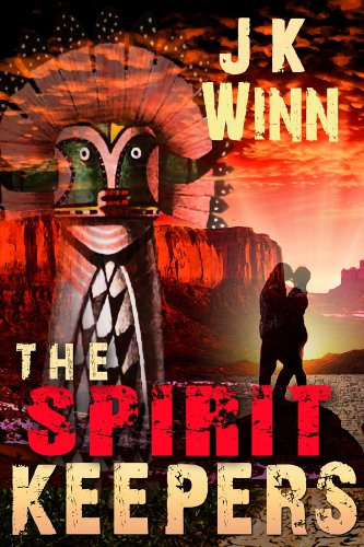 Book: The Spirit Keepers by J.S. Winn