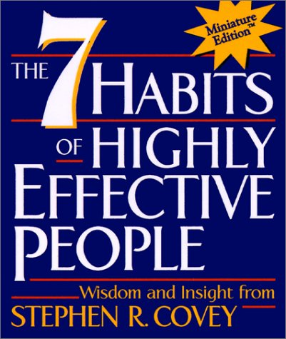 7 Habits of Highly Effective People (Minature Edition)