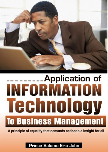 Application of Information Technology to Business Management