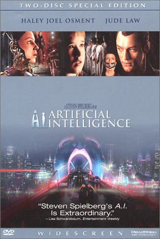Cover art for  A.I. - Artificial Intelligence (Widescreen Two-Disc Special Edition)
