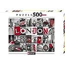 Nathan - 87210 - Puzzle Classique - 500 Pièces - Souvenirs de Londres