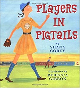 "Cover of ""Players in Pigtails"""