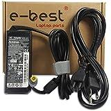 E-best ®20V 3.25A 65W Laptop Ac Adapter Compatible with IBM E40 E50 SL400 SL410 Lenovo 20V 3.25A 65W ------42T4420;40Y7696;Power cords Including