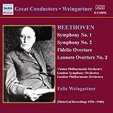 Great Conductors: Weingartner