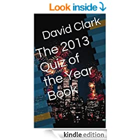 The 2013 Quiz of the Year Book