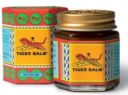 Tiger Balm 30g Bálsamo de Tigre Rojo