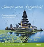 Genieße jeden Augenblick 2014 Postkartenkalender