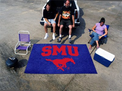 FANMATS 4575 Southern Methodist University Ulti-Mat