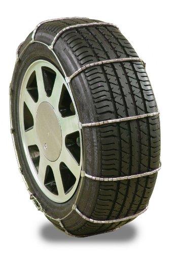 Glacier 1038 Passenger Cable Tire Chain - Set of 2