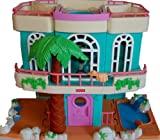 Fisher Price Sweet Streets 2 Story Beach House PLAYHOUSE ONLY