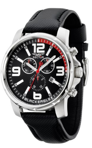 Sector No Limits Black Eagle R3271689002 - Orologio da polso Uomo