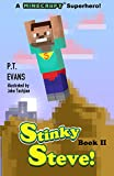 Stinky Steve: Book Two- A Minecraft Superhero