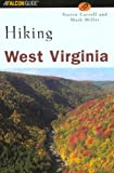 img - for Hiking West Virginia (State Hiking Guides Series) book / textbook / text book