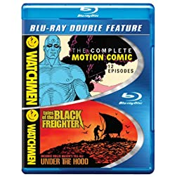 Watchmen: Comp Motion Comic / Watchmen: Tales of [Blu-ray]
