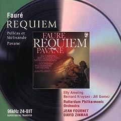 Faure: Requiem, Pavane, Pelleas et Melisande
