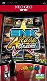 (PSP)SNK ARCADE CLASSICS VOL.1(輸入版:北米版)