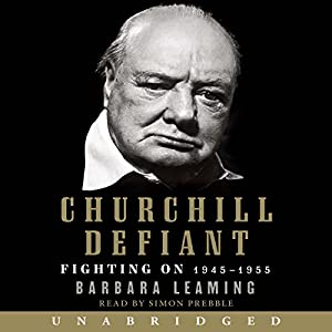 Churchill Defiant Audiobook
