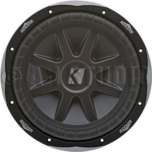 "Kicker 10C84 (10C8-4) 8"" Single 4 Ohm Car Subwoofer"