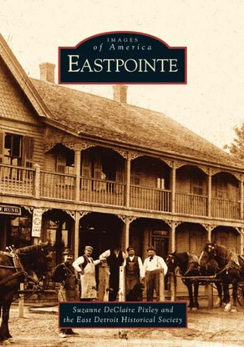 Eastpointe (Mi) (Images Of America)