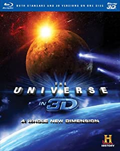 The Universe: A Whole New Dimension [Blu-ray 3D] from A&E Home Video