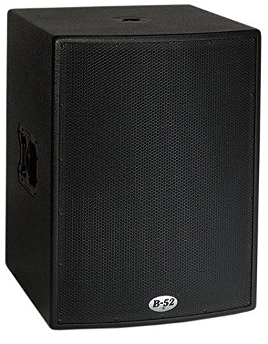 "B-52 Act-18Xv2 2400W Single 18"" Powered Dj Subwoofer"