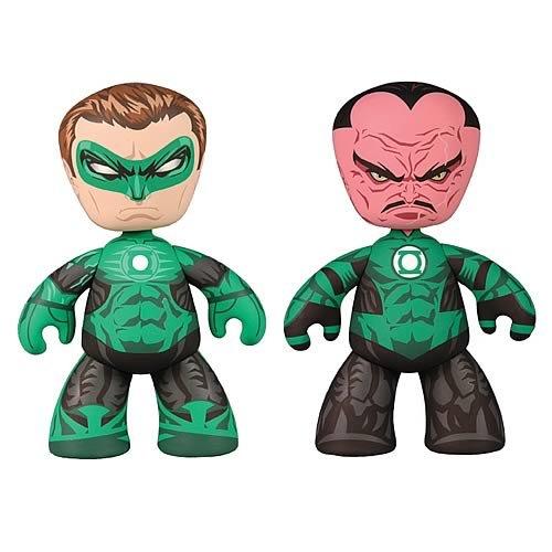 Buy Low Price Mezco Green Lantern and Sinestro Movie Mez-Itz Figures Set (B004FX43Z6)