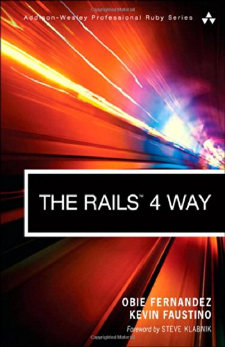 Rails 4 Way, The (Addison-Wesley Professional Ruby)