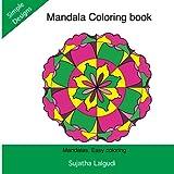 img - for Mandala Coloring book: Mandalas. Easy coloring: Simple mandala coloring book, Adult mandala coloring Books,Mandala coloring, Adult Coloring Book: ... coloring books for Adults) (Volume 2) book / textbook / text book