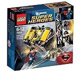 LEGO Super Heroes DC Universe - Superman: Metropolis Showdown - 76002