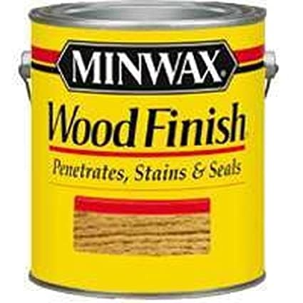 8964991 New Case (2) Gallons Fresh Minwax Natural Interior Oil Wood Stain