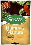 Scotts 71530750 Premium Humus And Manure, 0.75 Cu.ft