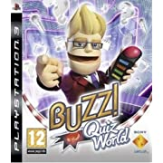 Post image for Buzz! Quiz World inkl. Wireless Buzzer (PS3) für 32€ *UPDATE*