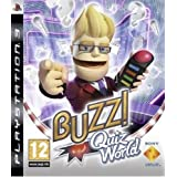 Buzz ! Quiz World + Buzzerspar Sony