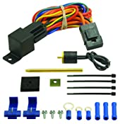 Amazon.com: Derale 16738 180 Degree Farenheit  Single Stage Electric Fan Controller: Automotive
