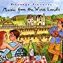 Music from the Wine Lands von Putumayo Presents