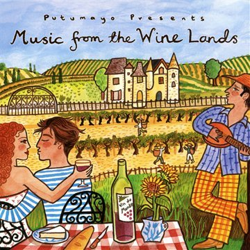 Music From The Wine Lands (2006)[flac]
