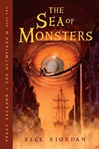 "Cover of ""The Sea of Monsters (Percy Jack..."
