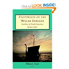 Footprints of the Welsh Indians: Settlers in North America before 1492