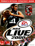 NBA LIVE 2000 (Prima's Official Strategy Guide) (0761522921) by Cohen, Mark