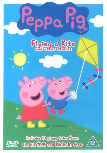 Peppa Pig - Flying a Kite and Other Stories (Vol 2) [DVD]