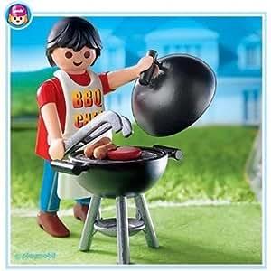 Playmobil - 4649 - La Maison Moderne - Barbecue