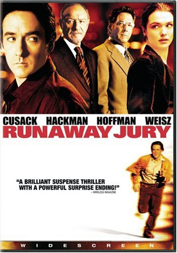 Cover art for  Runaway Jury (Widescreen Edition)