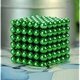 216pcs Magic Puzzle Cube Brain Teaser Game Sphere Neo Cube Barke rballs blocks magic cube magcube Adults toys metal Box+bag+card