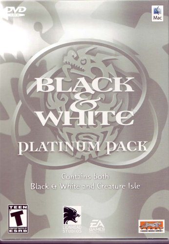 Black & White Platinum Pack - Mac