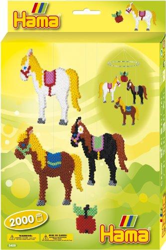 Hama / Horse Mobile Fuse Beads Gift Set