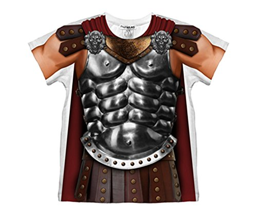 Mens Gladiator Costume TShirt
