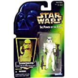 STORMTROOPER * WITH BLASTER RIFLE & HEAVY INFANTRY CANNON * Star Wars 1997 The Power Of The Force Action Figure...