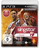 SingStar Guitar - [PlayStation 3]