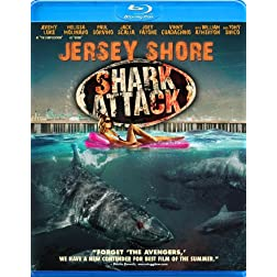 Jersey Shore Shark Attack [Blu-ray]